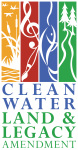 Clean Water Land & Legacy Logo